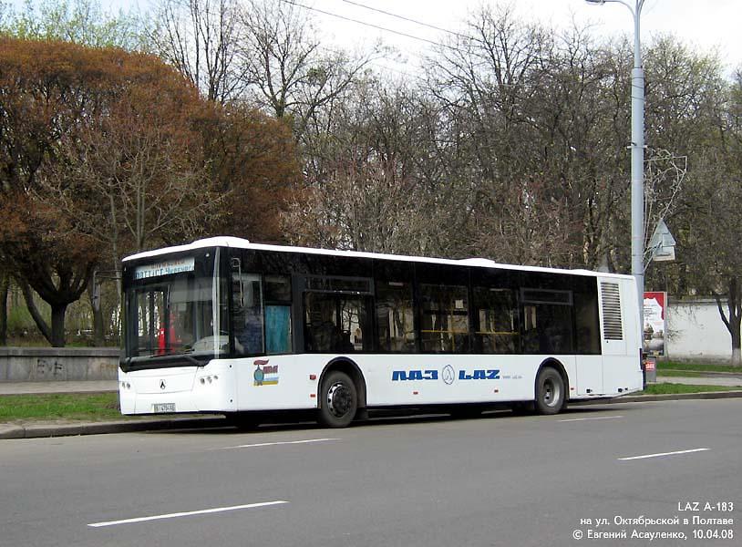 автобус фото лаз